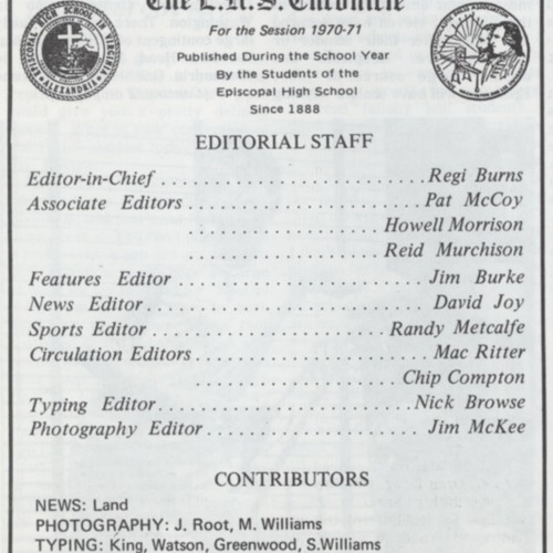 Chronicle April 1971.jpg