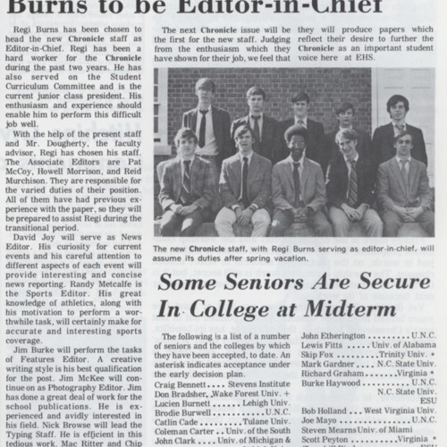 Chronicle March 1971.jpg